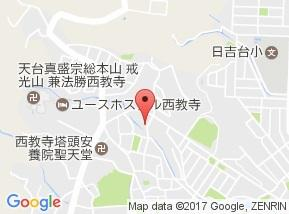 【地図】レイクともⅡ