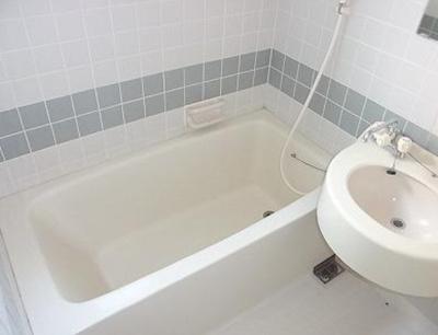 【浴室】コスモスパジオ池上
