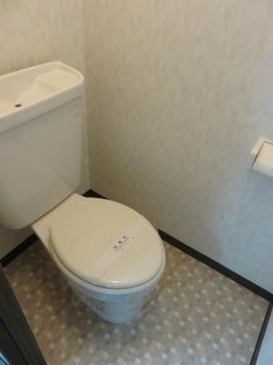【トイレ】ブロードヒル