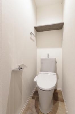 【トイレ】リテラス押上