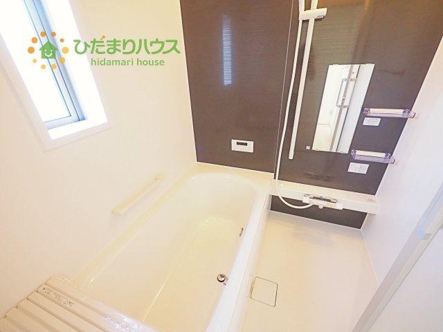 【浴室】土浦市乙戸南第4 新築戸建 2号棟