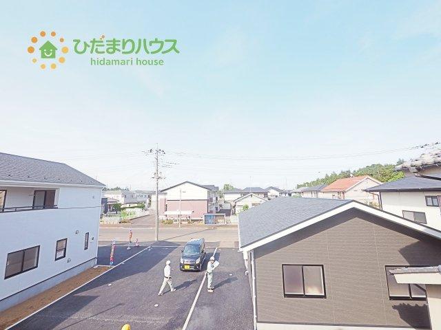 【展望】土浦市乙戸南第4 新築戸建 2号棟
