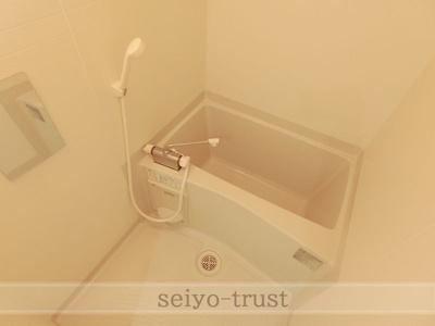 【浴室】GRACE TOKAICHI CITY