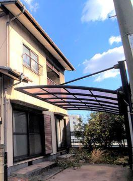 【外観】倉敷市東塚 中古住宅
