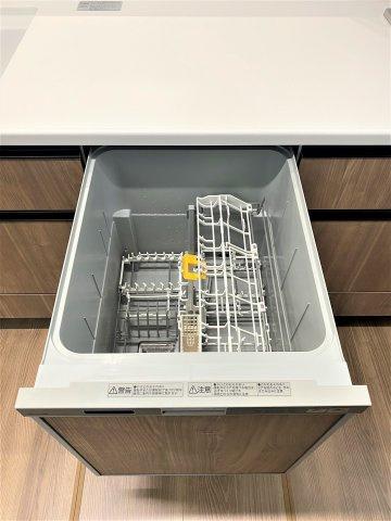 お料理は好きだけど後片付けはちょっと・・・という方におススメ!便利な食器洗乾燥機付!※イメージ写真
