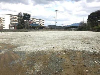 【前面道路含む現地写真】福岡県中間市大字垣生