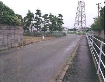 【前面道路含む現地写真】福岡県中間市大字上底井野