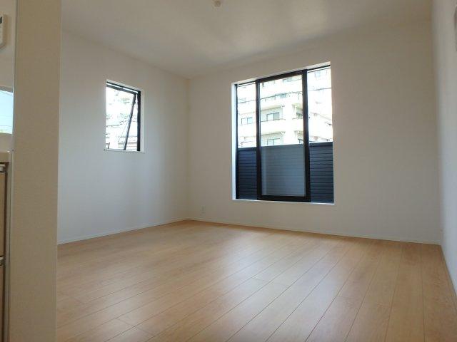 【居間・リビング】狭山市入間川2丁目・全1棟 新築一戸建 1号棟