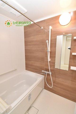 【浴室】見沼区大和田町2丁目 中古マンション ライオンズマンション大宮大和田