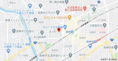 【地図】サンライフイリエ (株)Roots