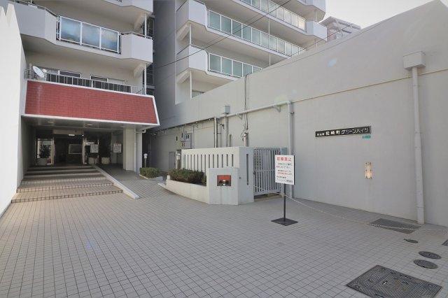 【エントランス】阿倍野松崎町グリーンハイツ 301号