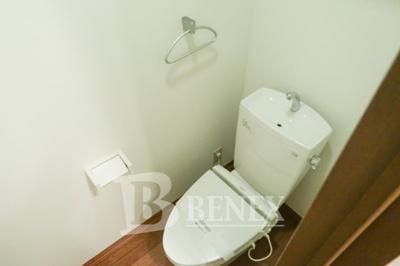 第3那須ハイライズのトイレです