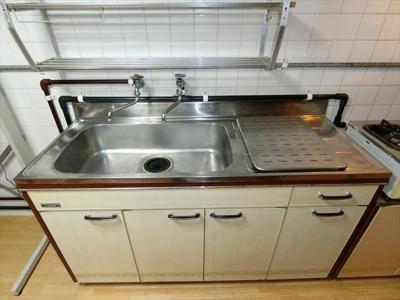 【キッチン】第2むつみ荘