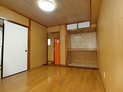 【内装】第2むつみ荘