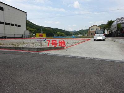 【外観】佐川町加茂 9号地