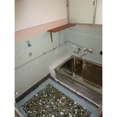 【浴室】常滑市西之口賃貸戸建