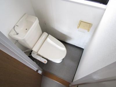 【トイレ】メゾンボヌール