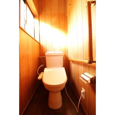 【トイレ】半田市東本町賃貸戸建