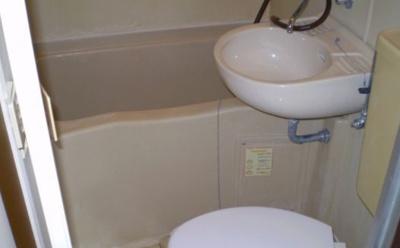 バス・洗面台・トイレ