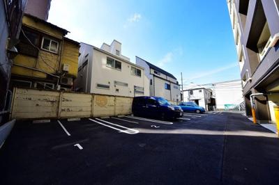 【駐車場】東急田園都市線「駒沢大学」駅 上馬ハイホーム