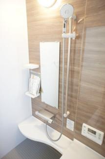 【浴室】清河寺建売オール電化住宅