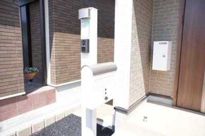 【セキュリティ】清河寺建売オール電化住宅