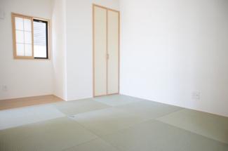 【和室】清河寺建売オール電化住宅