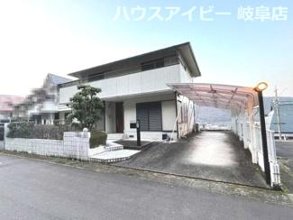 岐阜市日野北 中古住宅 大和ハウス施工の築30年 リフォームあり外壁塗装・屋根塗装・コンロ、洗面、トイレ交換済み