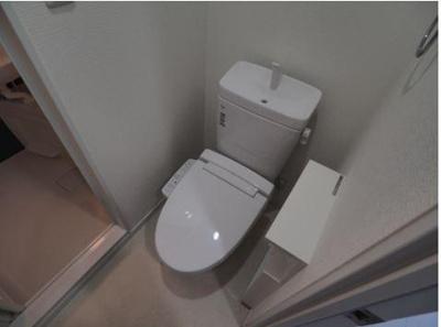 【トイレ】ピアコートTM東武練馬 壱番館