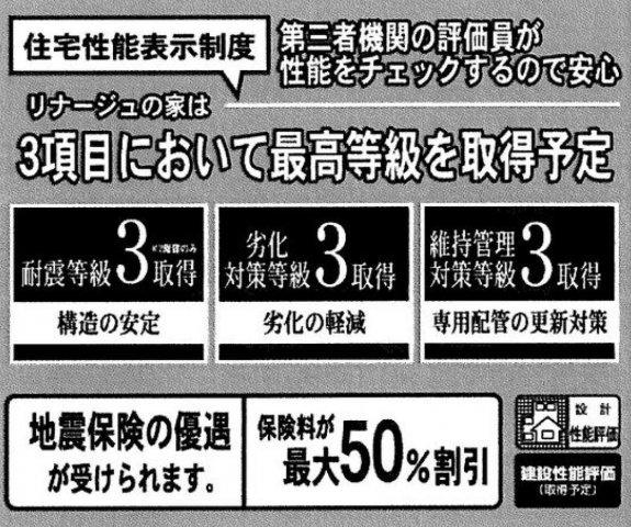 【その他】新築 平塚市南原20-1期 3号棟