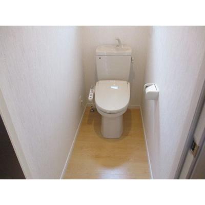 【トイレ】名古屋市北区木津根賃貸戸建