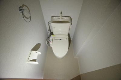 【トイレ】クレール上本町