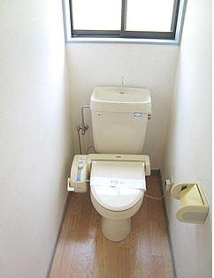 【トイレ】ツインハウス