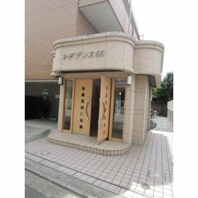 【エントランス】レヂデンス65