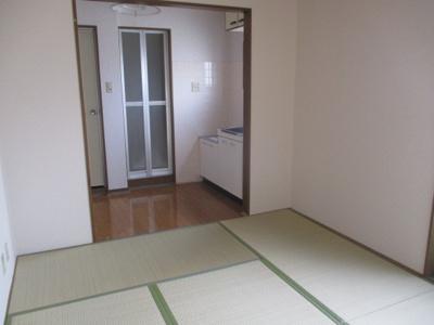 【居間・リビング】タカダマンション3