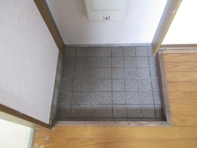 【玄関】タカダマンション3
