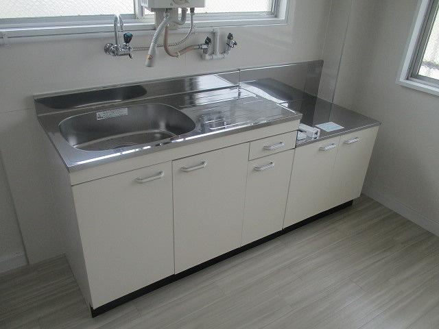 【キッチン】中村マンション
