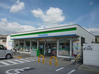 ファミリーマート 東近江能登川店(351m)