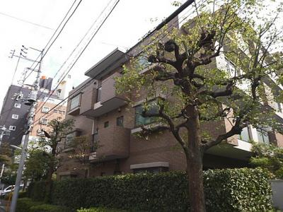 JR2路線が徒歩圏にありながら静かに暮らせる立地、北新宿