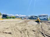 売地 菱沼海岸 全14区画の開発分譲地の画像