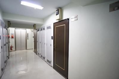 ホテルライクな内廊下スタイル♪