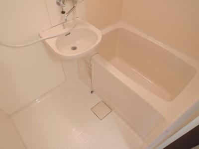 【浴室】ジャスミンハイツ