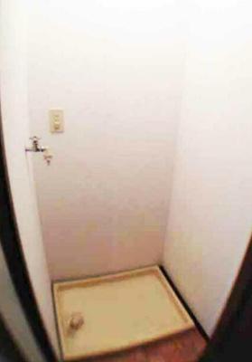 フォーラム南福岡(1K) 室内洗濯機置場