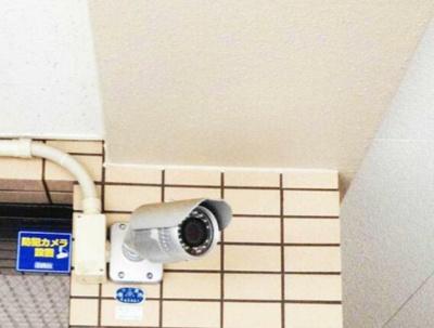 フォーラム南福岡(1K) 防犯カメラ