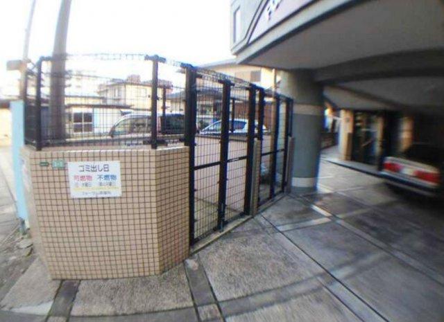 フォーラム南福岡(1K) ゴミ捨て場