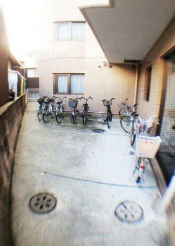 フォーラム南福岡(1K) 駐輪場