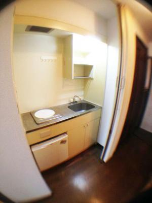 フォーラム南福岡(1K) キッチン