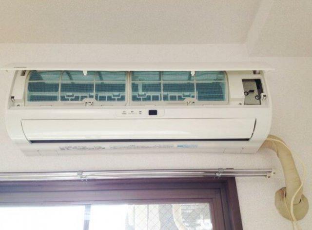 フォーラム南福岡(1K) エアコン