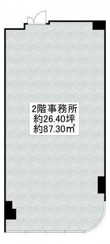 長田中2丁目貸事務所