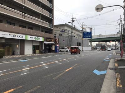 【周辺】長田中2丁目貸事務所